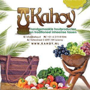 Kahoy flyer