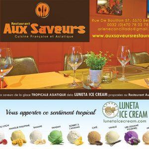 Luneta Ice Cream | Belgium