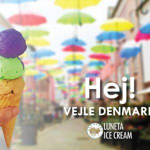 Luneta Ice Cream | Denmark